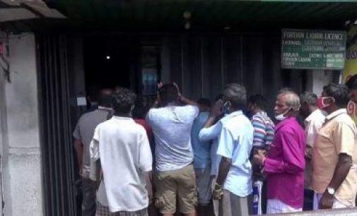 இலங்கை : கோவிட் -19 தாக்கத்தால் புகை மற்றும் மதுப்பழக்கம் குறைந்துள்ளது : மீண்டும் மதுபான கடைகள்
