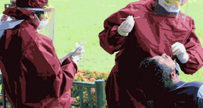இறுதியாக அடையாளம் காணப்பட்ட 27 தொற்றாளர்களில் டுபாயிலிருந்து நாடு திரும்பிய 15 பேர், குவைத்திலிருந்து திரும்பிய ஒருவர், 11 கடற்படையினர்.