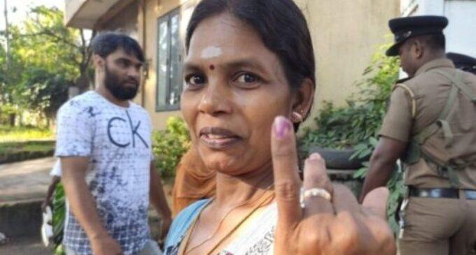 இலங்கை தேர்தல்: நாடாளுமன்ற தேர்தலுக்கு மூன்றாவது முறை தேதி அறிவிப்பு