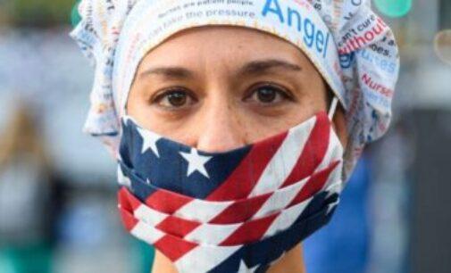 """கொரோனா வைரஸ்: """"அமெரிக்காவில் இரண்டு கோடி பேர் ஏற்கனவே பாதிக்கப்பட்டிருக்கலாம்"""""""