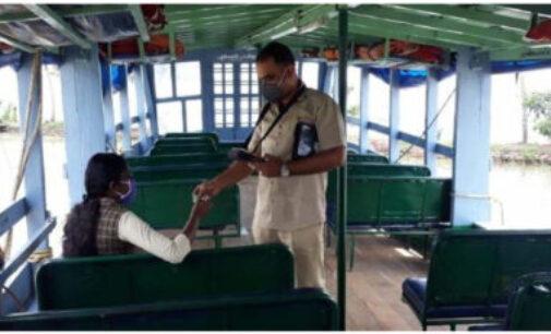 ஒரு மாணவி பரீட்சை எழுத உதவுவதற்காக 70 பேர் பயணிக்கும் தனிப்படகை இயக்கிய கேரள அரசு