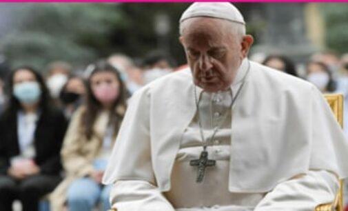 உலகத் தலைவர்களிடம் வேண்டுகோள் விடுத்துள்ள திருத்தந்தை பிரான்சிஸ்