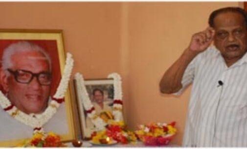 தமிழ் அரசியல் தலைவர்களால் மறைக்கப்பட்ட பல உண்மைச் சம்பவங்களை வெளிப்படுத்தவுள்ளேன் – ஆனந்தசங்கரி
