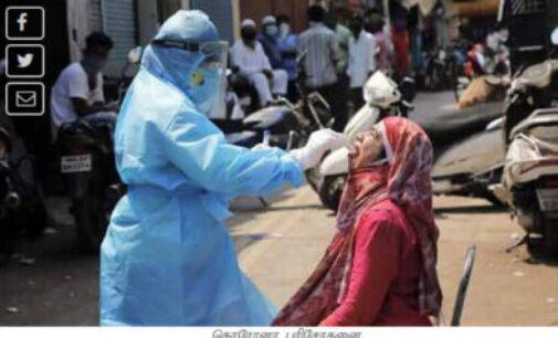 இந்தியாவில் 3.43 லட்சம் பேருக்கு கொரோனா பாதிப்பு- இதுவரை 9900 பேர் மரணம்