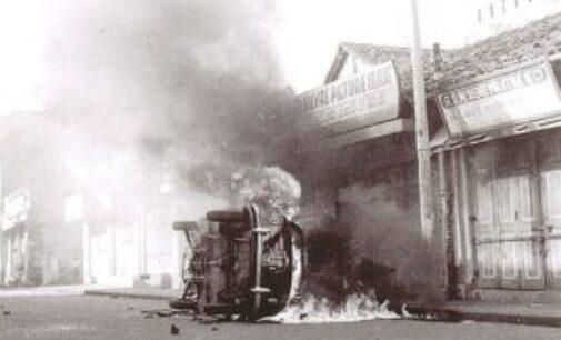 இரு தாக்குதல்களும் தமிழர்களுக்கு எதிராகக் கட்டவிழ்த்துவிடப்பட்ட 1983 ஜுலை இனவன்முறையும்
