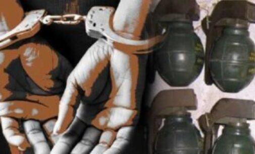கொலை செய்யும் திட்டத்துடன் நடமாடிய சந்தேக நபர் கைக்குண்டுடன் கைது!