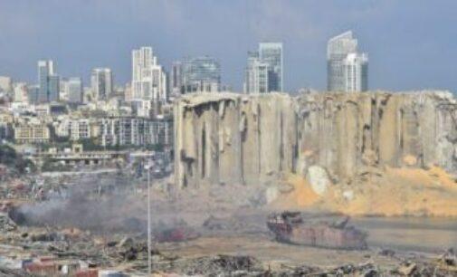 """Beirut Blast """"மனிதகுல வரலாற்றில் நிகழ்ந்த அணுசக்தி இல்லாத மிகப் பெரிய வெடிப்பு"""""""