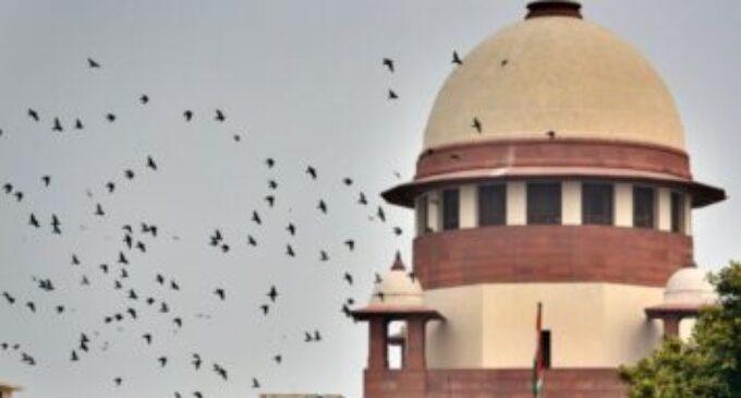 'ஒரு ரூபாய் அபராதம்'- இந்திய உச்ச நீதிமன்றம்      நீதிமன்ற அவமதிப்பு வழக்கில் பிரசாந்த் பூஷணுக்கு