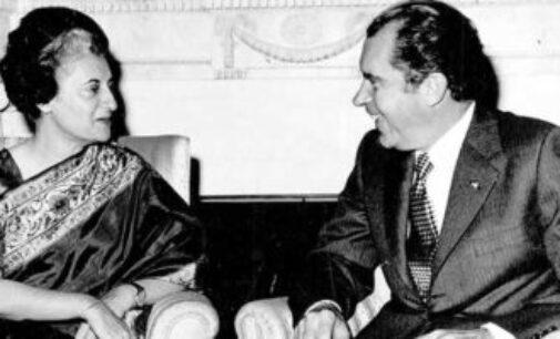 அமெரிக்க ஜனாதிபதியாக இருந்தபோது இந்தியர்களை வெறுத்த ரிச்சர்ட் நிக்சன் – ஆடியோ பதிவில் அம்பலம்