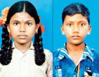கடலூர் மாவட்டத்தில் பரவலாக மழை: மின்னல் தாக்கி அக்காள்-தம்பி பலி