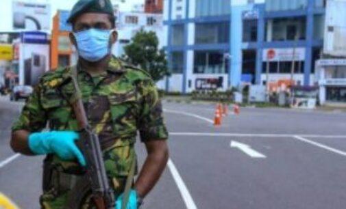 இலங்கை : கொரோனாத் தொற்று வீட்டுக்கு வீடு இராணுவம்