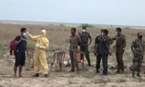 வடமராட்சி மீனவர்கள் உட்பட 90 பேர் தனிமைப்படுத்தப்பட்டனர்!