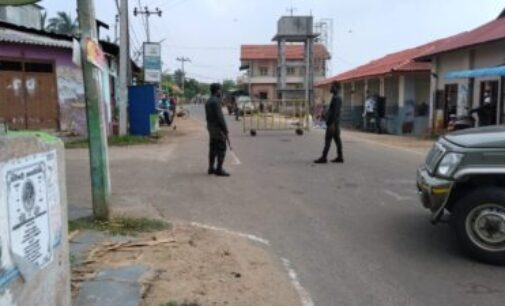 யாழ். குருநகர் பாசையூர் பகுதிகளுக்கு வெளியாட்கள் செல்லத் தடை
