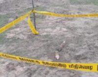 யாழ்ப்பாணம்- சுழிபுரத்தில் குண்டுகள் மீட்பு
