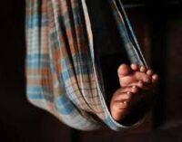 தனது குழந்தைக்கு தொட்டில் கட்ட முற்பட்ட தந்தைக்கு ஏற்பட்ட விபரீதம்