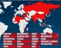ஐஎஸ் அமைப்பின் மிகவும் ஆபத்தான உறுப்பினர்கள் இலங்கையில்- பிரிட்டனின் சன்
