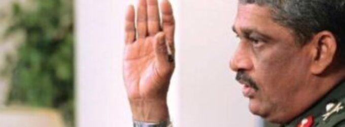 """""""இலங்கை இறுதி யுத்தத்தில் 40 ஆயிரம் தமிழர்கள் கொல்லப்பட்டார்களா?"""" மெளனம் கலைந்த சரத் ஃபொன்சேகா"""