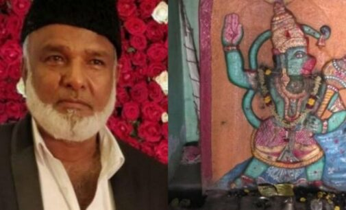இந்து கோயிலுக்கு ஒரு கோடி ரூபாய் நிலத்தை கொடுத்த பெங்களூரு முஸ்லிம் முதியவர்
