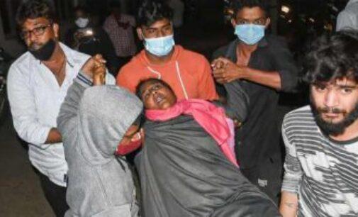 ஆந்திராவில் மர்ம நோய்: 200-க்கும் மேற்பட்டோருக்கு திடீரென உடல் நலம் பாதிப்பு