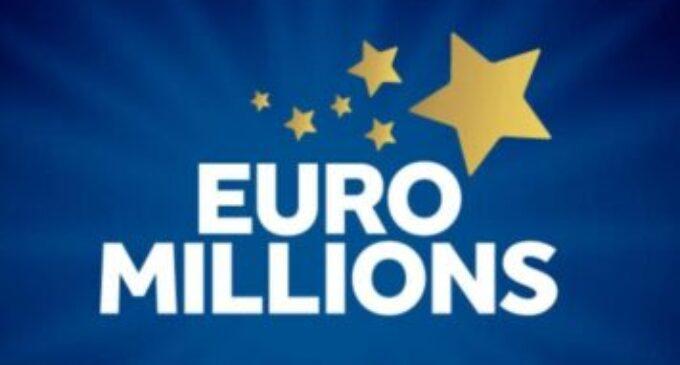 """.""""ஈரோ மில்லியன்"""" (EuroMillions) 200 மில்லியன் ஈரோக்கள் பரிசு வென்று பிரெஞ்சுவாசி ஒருவர் அதிர்ஷ்டசாதனை"""