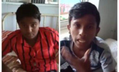 இரு சிறுவர்களுக்கு பலவந்தமாக கசிப்புப் பருக்கிய ரௌடி கும்பல் : ஆபத்தான நிலையில் சிறுவர்கள்!