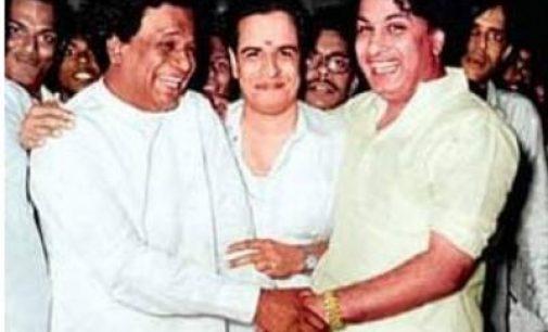 ஜனவரி 12 : எம்.ஜி.ஆரை எம்.ஆர்.ராதா துப்பாக்கியால் சுட்ட கதை