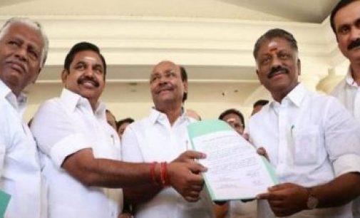 அதிமுக – பாமக கூட்டணி உறுதி; பாமகவுக்கு 23 தொகுதிகள் ஒதுக்கீடு – தமிழ்நாடு சட்டமன்றத் தேர்தல் 2021