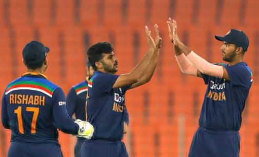 கடைசி போட்டியில் அபார வெற்றி… இங்கிலாந்துக்கு எதிரான டி20 தொடரை வென்றது இந்தியா