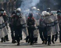 போராட்டத்தை ஒடுக்க துப்பாக்கி சூடு- மியான்மரில் இதுவரை 510 பேர் சுட்டுக்கொலை